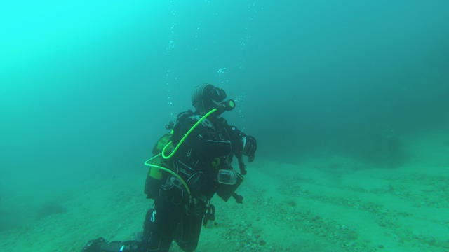Diving in Spain, Palamos - By Gabriel Teijeiro Rincon