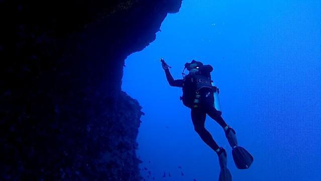 Diving in United States, Hawaii Maui - By William Betaille